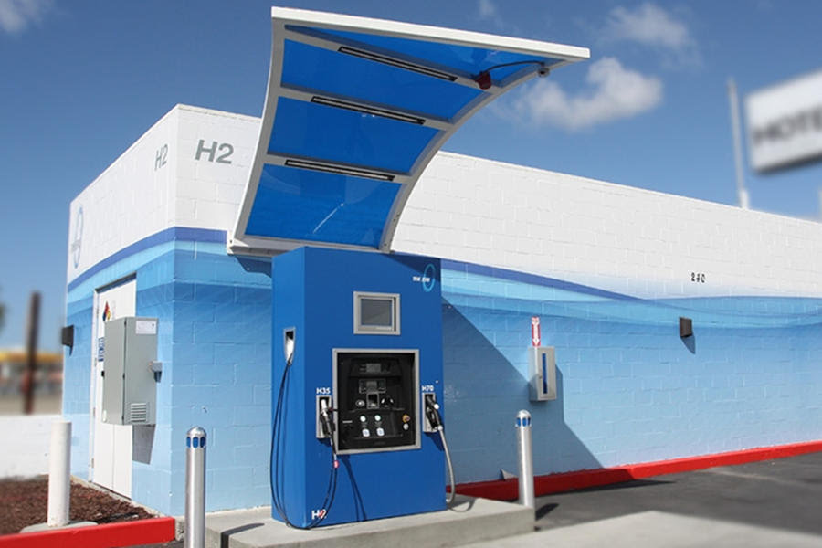 EqualOcean: China has built 104 hydrogen fueling stations ranking second globally.